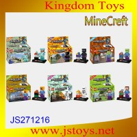 2015 Educational building block toy,Plastic building block