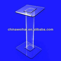 acrylic church pulpit,modern pulpit