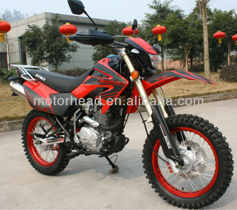 dirt bike/off road bike MH250GY-12A Tornado XR250 250cc super motorcycle