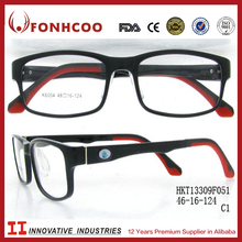 FONHCOO China Factory Children Glasses Black Tr90 Kids Optical Frames