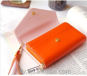 PU Leather Case for iphone,wallet cover case for Samsung Galaxy S3 S4 S5 S6,Cover Crown Card Slot for phone