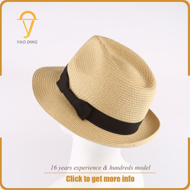 Yaoding China factory latest design chapeau no label mens hats custom