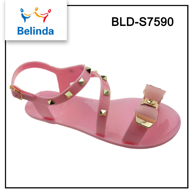 2017 cina alibaba best wholesale flat women sandal indonesia sepatu