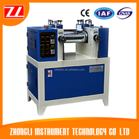 Rubber Two Roll Mill / Lab Two roll Mill Machine