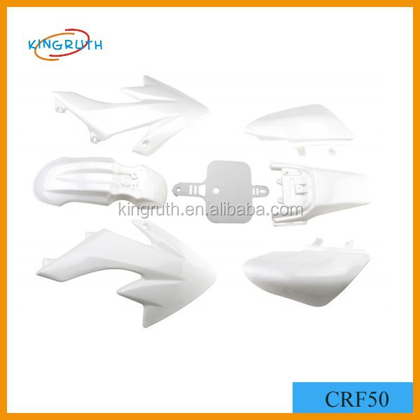 High quality white chinese atv plastic kits made in RPC