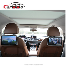 Kafalık dağı car beakseat tv 10.1 Android Tonch ekran android 6.0.1 araba kafalık monitör