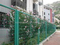 High Quality Professional Manufacture Galvanized Mesh Fencing, Protecting Meah Fence, Frame Fence Gate