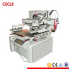 CE approved screen printing machine for plastic bottles