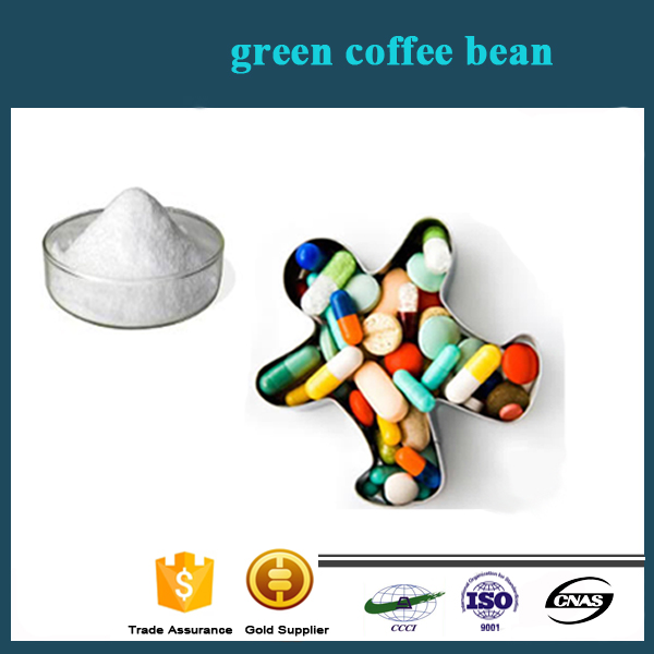 100 pure green coffee bean extract
