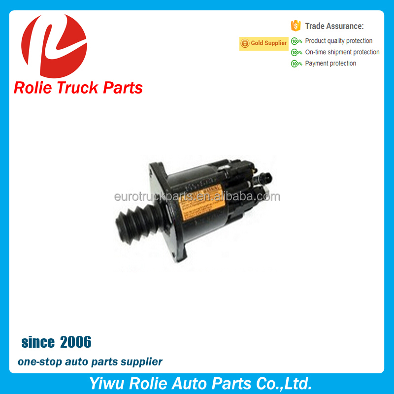 Heavy duty truck parts oem 9701500010 0002500562 0002500062 auto clutch booster for mb actros mp3 vacuum clutch servo