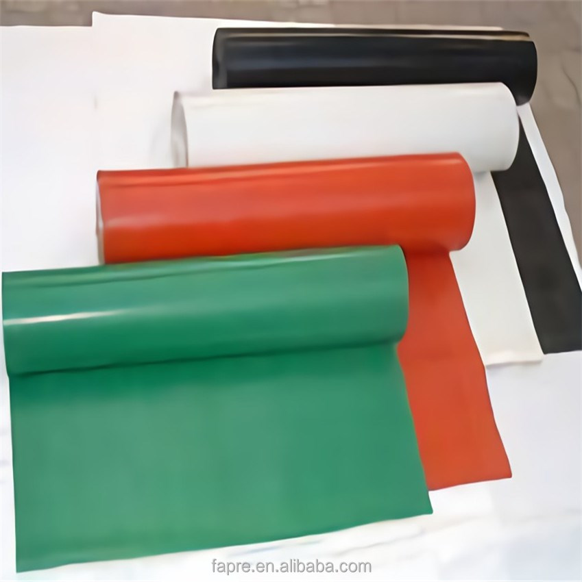 EPDM rubber sheet High Strength Cloth Inserted (CI) Sheet Rubber
