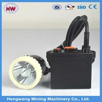KL8M Li-ion battery miners lamp/LED safety cap lamp