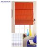 Curtain window blackout fabric roller shutter parts with light rail