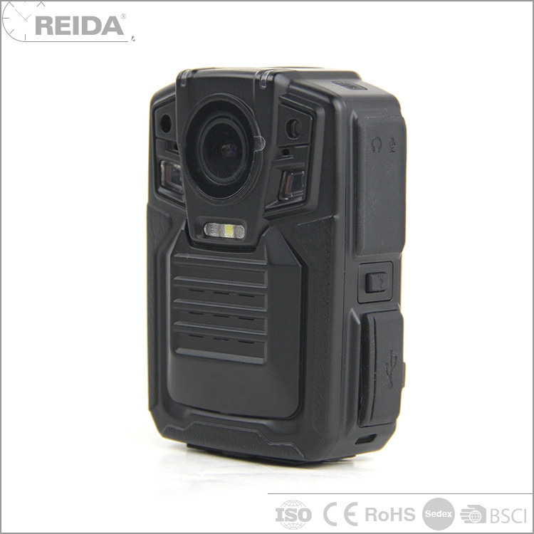 Custom Surveillance Body Camcorder