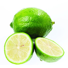 Green lemon liquid and powder food flavoring