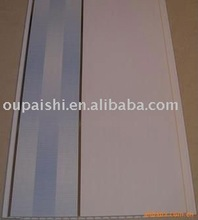 Interior finishing decoration building material PVC ceiling tile