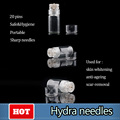 New arrival 20 pins hydra microneedles for home use