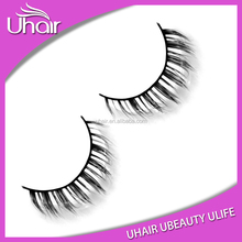 Top Korea PBT Synthetic Neatly free fake eyelashes Handmade Factory KE01-KE32 R