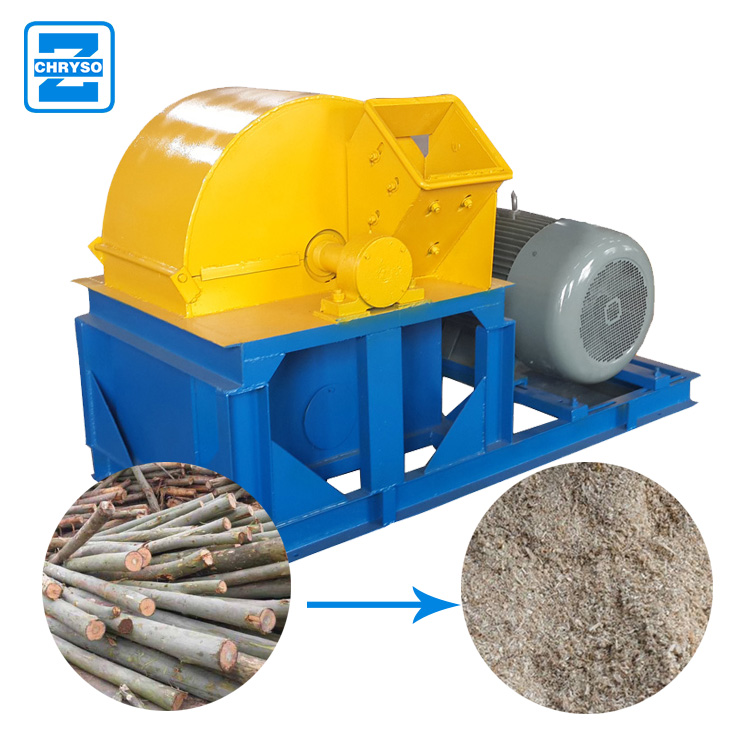 wood crusher zhu