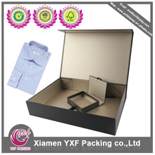 Eco-friendly paper box for clothing packaging
