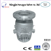 CF8 / CF8M / WCB Stainless steel Foot valve with price