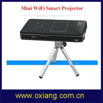 new product outdoor projector/home projector/watch phone projector with high quality from alibaba