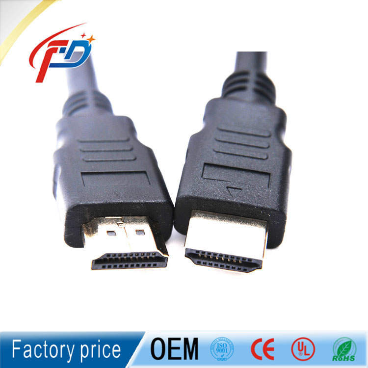 high quality Cheap V1.4 Gold Plating HDMI Cable 20m 3D 1080P Cable