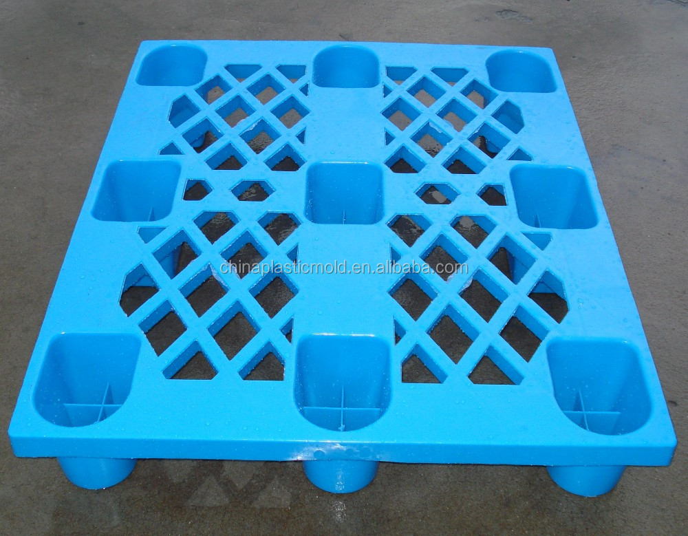 Pure hdpe pallet 1200 x 1200 mm hot selling plastic mesh pallet