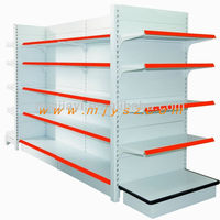 Heavy Duty Classic Supermarket Gondola Shelves