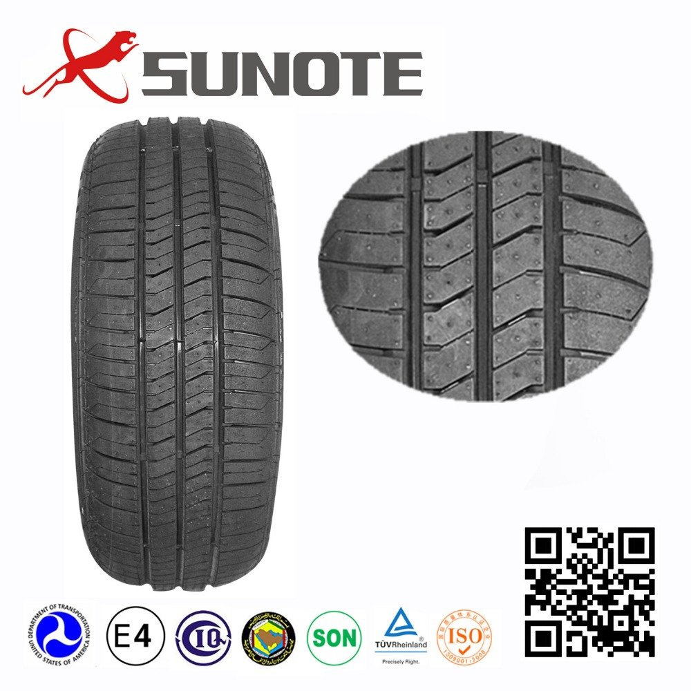 SUNOTE brand 175/70R13 175/65R14 radial car tyres price list