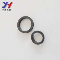 OEM Custom water cup cover fitting built-in rubber ring