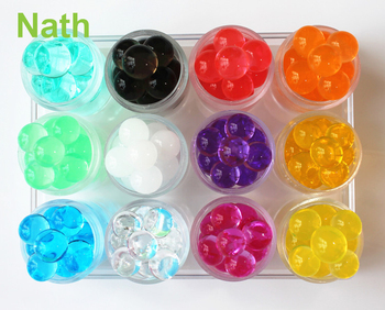 Super Absorbent Polymer water beads jelly balls for kids