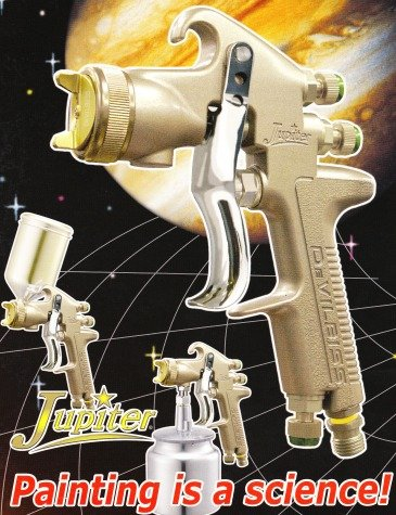 Jupiter (Spray Gun)