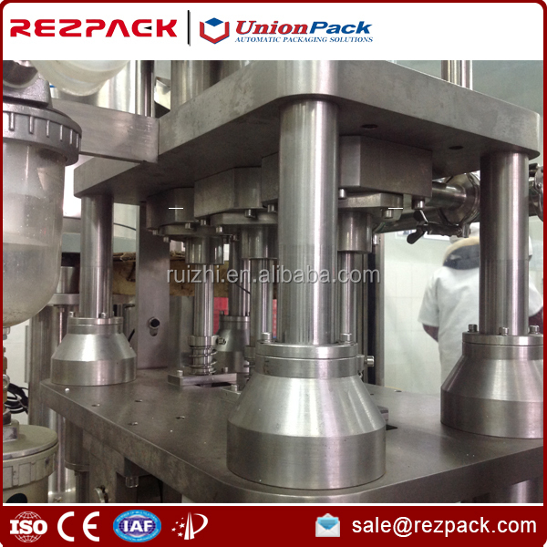 Supply of high-efficiency pouch packaging machine,Automatic Filling and Capping Machine(SKZ-L)