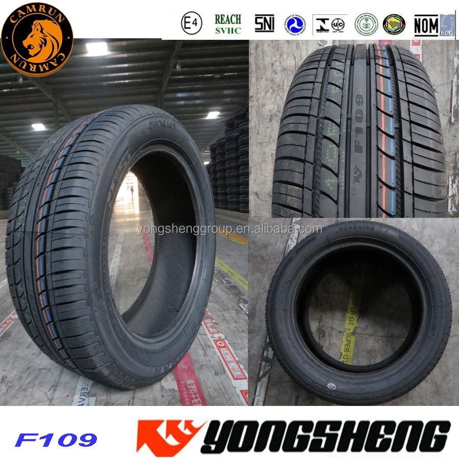 Roadking brand car tire 205 65R15 wholesale for Denmark with Eu label