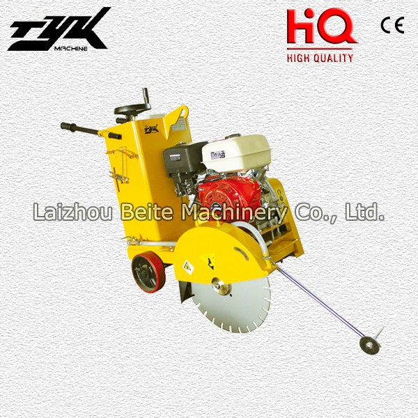 Road Machine Concrete Groove Cutter, Road Cutter Machine