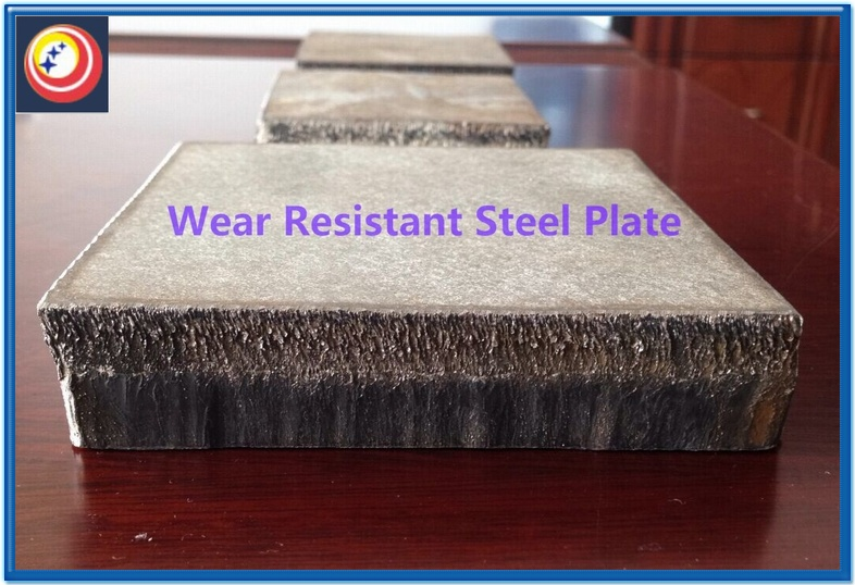 wear plates wear sheets overlaying abrasion resistance composite steel plate