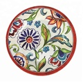Top Grade Wholesale Custom Design Melamine Round Dinnerware Plate