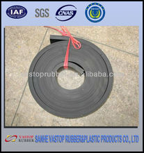 Skirtboard rubber sheet