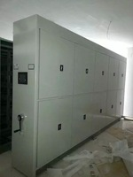 Government/Bank/Company/Office/Hospital/College Documents Storage Metal Mass Shelf/Mobile File Compactor