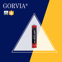 Gorvia GS-Series P303R high quality Auto-Mobile PU sealant/Windscreen Adhesive