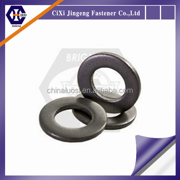 C1022 hardened steel flat washer