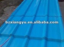 great prepainted steel roofing / shingle board