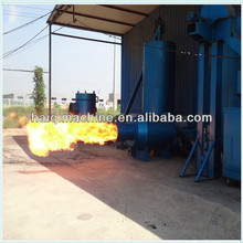 hot selling biomass sawdust burner for half ton boiler