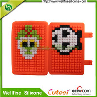 Auto-sleep function silicone case for tablet 9.7