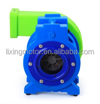 Self produced motor 2hp inflatable bouncer air blower for for Motor for inflatable decoration