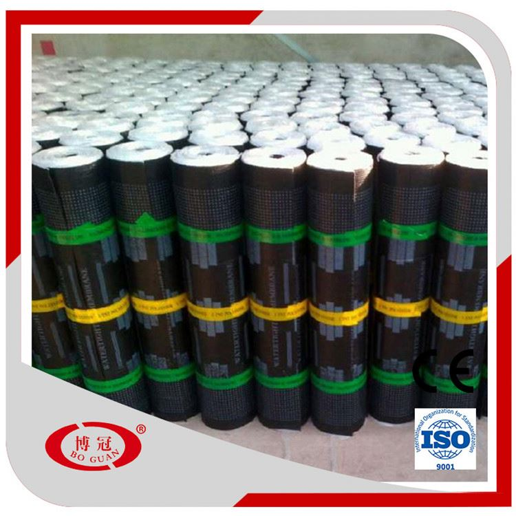 1.5mm sbs modified bitumen waterproof membrane price