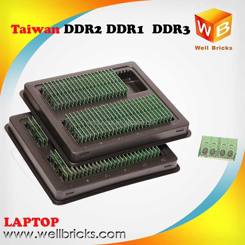 Cheap laptop RAM DDR3 DDR2 DDR1 1GB 2GB 4GB 8GB