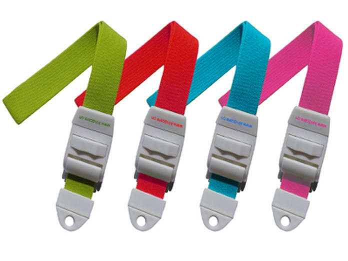 Multi color reusable first aid medical tourniquet cuff
