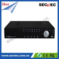 New product 32CH CIF H264 wifi 3g ahd dvr h 264 network dvr software